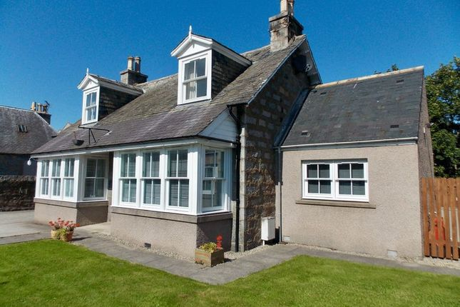 Thumbnail Detached house for sale in Haughton Square, Main Street, Alford