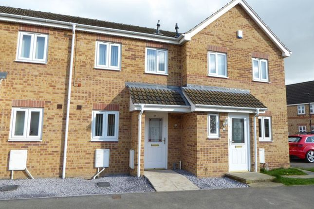 Thumbnail Town house to rent in 11 Reeves Way, Armthorpe