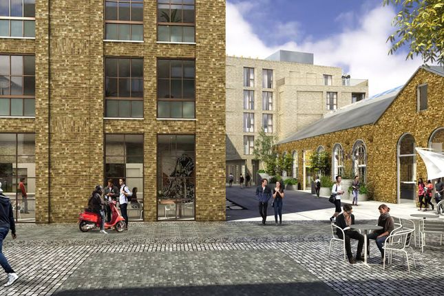 Thumbnail Flat for sale in Wallis Road, London