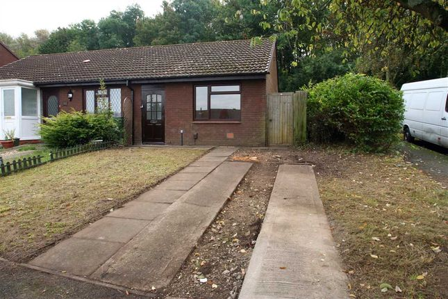 Thumbnail Semi-detached bungalow to rent in Old Hatch Warren, Basingstoke, Hants