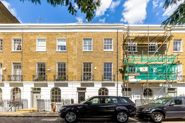 Thumbnail Terraced house for sale in Paultons Square, Chelsea, London