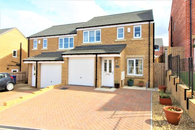Thumbnail Semi-detached house for sale in Mitchells Court, Wombwell, Barnsley