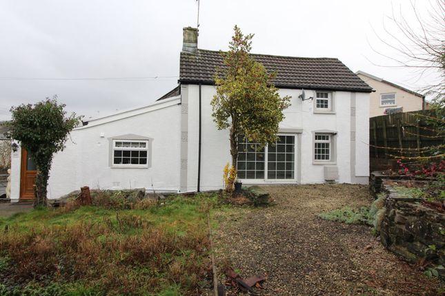 Thumbnail Cottage for sale in High Street, Pentwynmawr, Newbridge