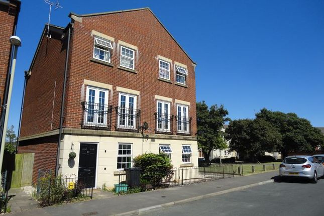 Thumbnail Semi-detached house to rent in Watermint Drive, Tuffley, Gloucester