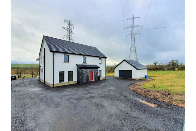 Thumbnail Detached house for sale in Kingsmoss Road, Newtownabbey