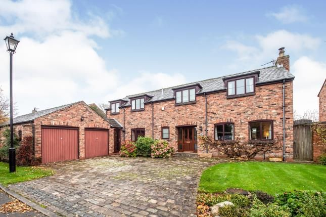 Thumbnail Detached house for sale in Coach House Court, Sefton, Liverpool, Merseyside