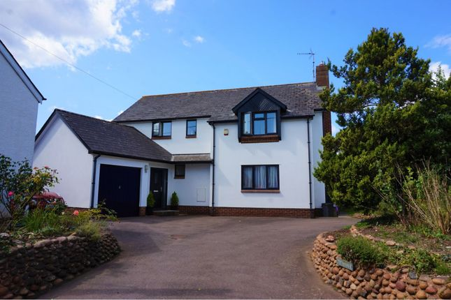 Thumbnail Detached house for sale in Greenway, Woodbury