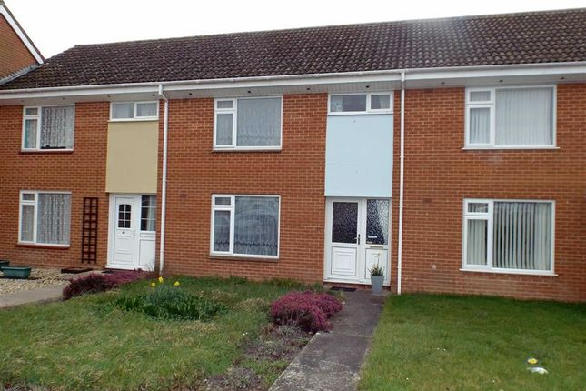 Thumbnail Terraced house for sale in Church Close, East Huntspill, Somerset