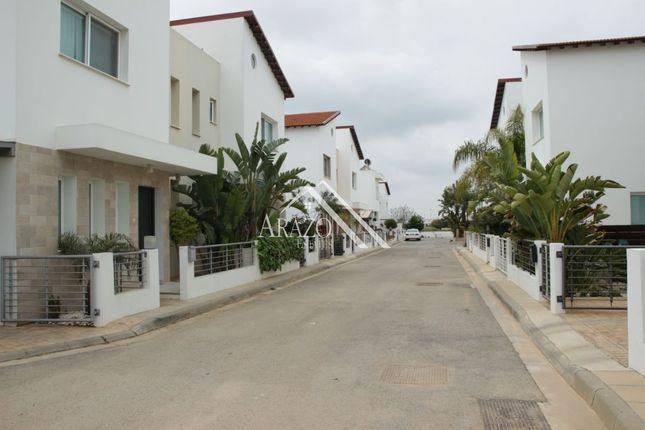 Semi-detached house for sale in Deryneia, Cyprus