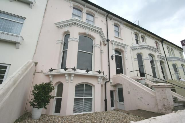 Thumbnail Terraced house for sale in West Terrace, Eastbourne, East Sussex
