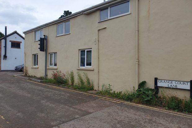 Thumbnail 3 bed flat to rent in Grange Court Lane, Gloucester