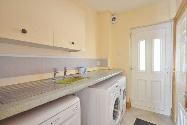 Utility Room of The Groves, Hensingham, Whitehaven CA28
