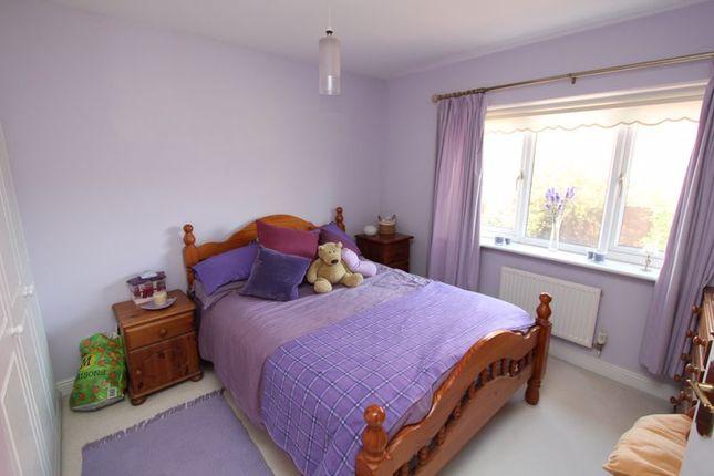 Bedroom Four of Maes Y Gwenyn, Rhoose, Barry CF62