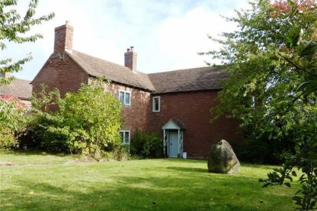 Thumbnail Detached house to rent in Picthford, Condover, Shrewsbury