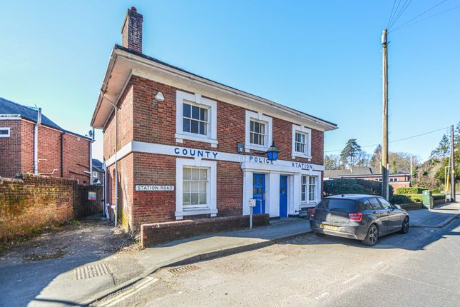 Thumbnail Office for sale in Former Police Station, 1 Station Road, Fordingbridge