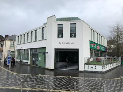 Thumbnail Office to let in Ty Penderyn, High Street, Merthyr Tydfil