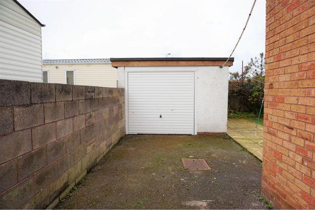 Garage of Sandbank Road, Towyn LL22
