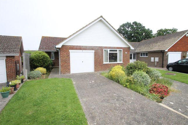 Thumbnail Detached bungalow for sale in Concorde Close, Bexhill-On-Sea