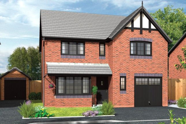 Thumbnail Detached house for sale in Forge Lane, Congleton, Cheshire