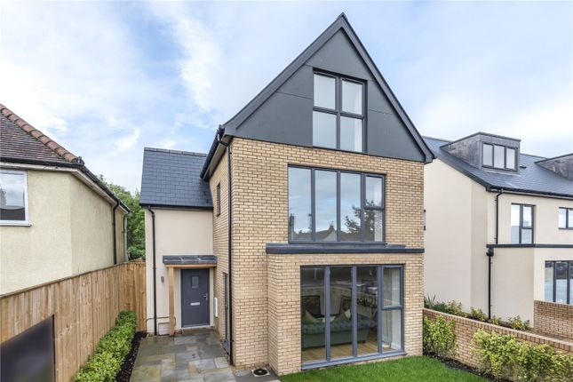 Thumbnail Detached house for sale in Cricket Road, Oxford