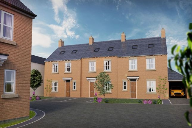 Thumbnail Terraced house for sale in Gowthorpe, Selby