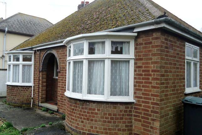 Thumbnail Detached bungalow for sale in 14 Oxford Street, Wymington, Rushden, Bedfordshire