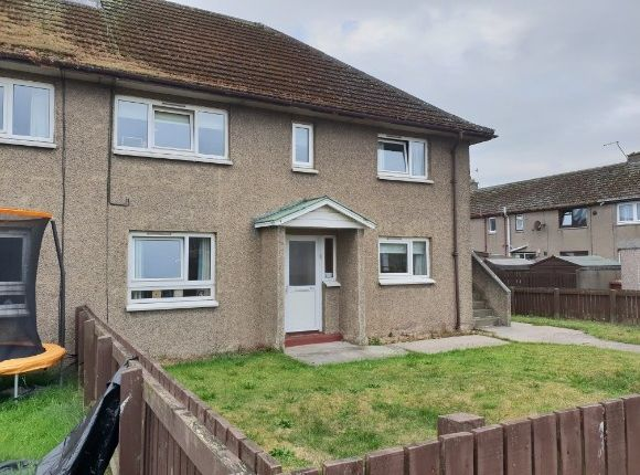 Thumbnail Flat to rent in Moray Street, Lossiemouth