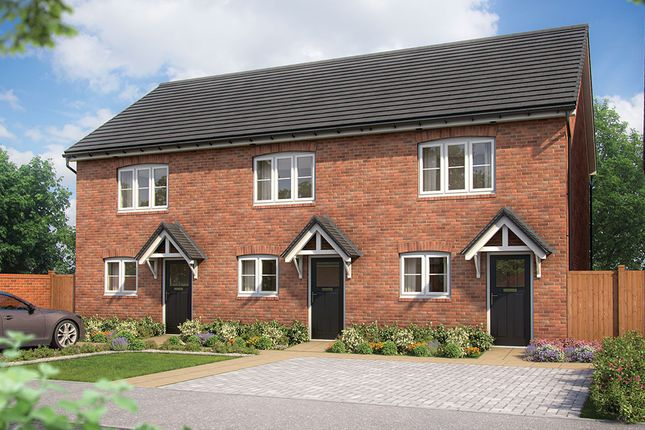 """2 bedroom property for sale in """"The Hawthorn"""" at Amos Drive, Pocklington, York"""
