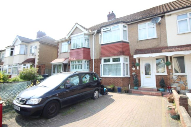 Thumbnail Terraced house for sale in Northfield Road, Waltham Cross, Herts