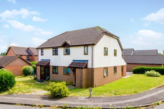 Thumbnail End terrace house to rent in Ypres Way, Abingdon