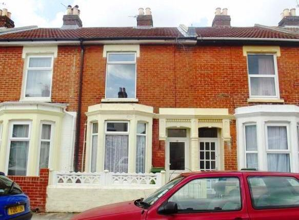 Thumbnail Property to rent in Wyndcliffe Road, Southsea