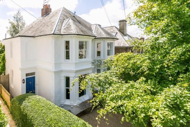 Thumbnail Semi-detached house for sale in Beulah Road, Tunbridge Wells, Kent