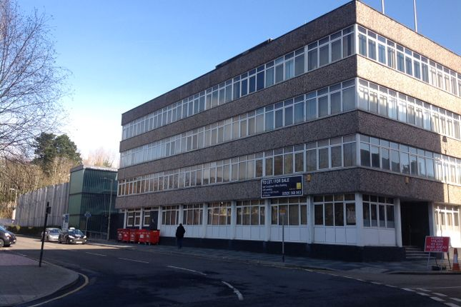Thumbnail Office to let in Government Buildings, Castle St, Merthyr Tydfil, 8Tx, Merthyr Tydfil
