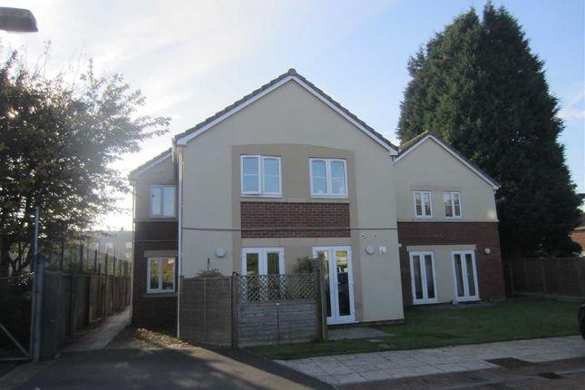 1 bed flat to rent in Machin Rise, Henbury, Bristol