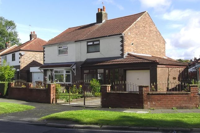 Thumbnail Semi-detached house for sale in Gerards Lane, Sutton Leach, St. Helens