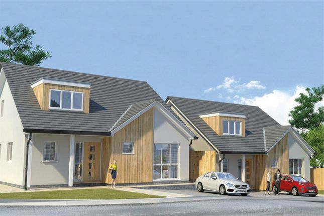 Thumbnail Detached house for sale in Knights Way, Mount Ambrose, Redruth, Cornwall