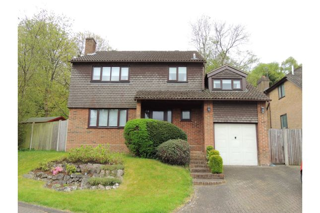Thumbnail Detached house for sale in Podkin Wood, Chatham