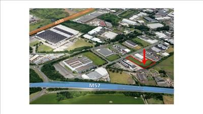 Thumbnail Land for sale in Land Adjacent To 42 Randles Road, Knowsley