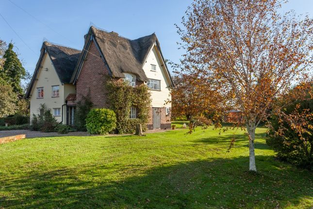 Thumbnail Detached house for sale in Tunbeck Road, Alburgh, Harleston