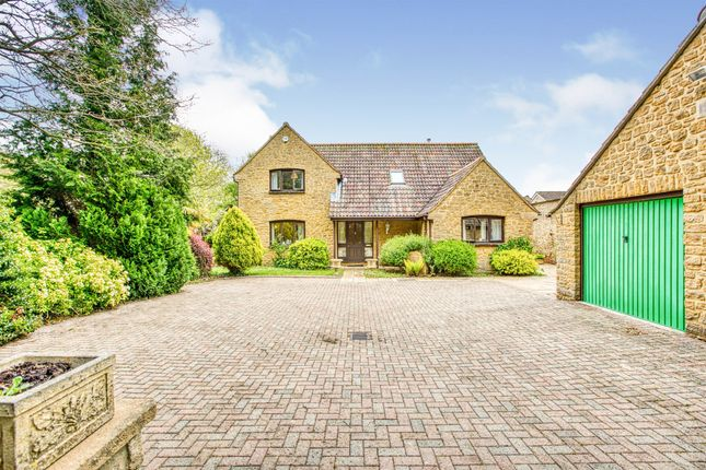 Thumbnail Detached house for sale in Henley Road, Misterton, Crewkerne