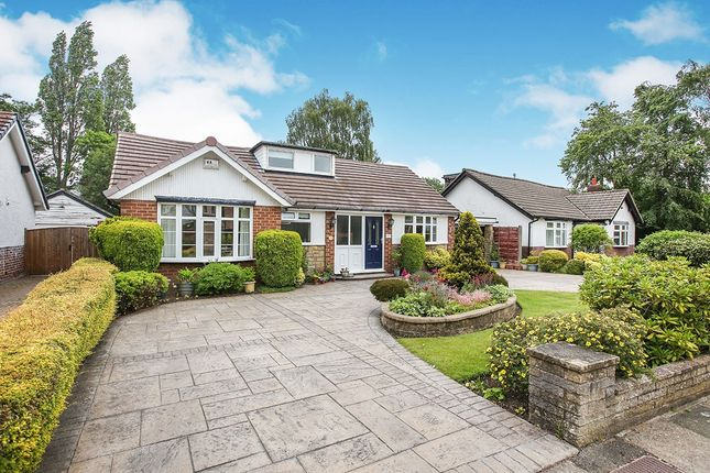 Thumbnail Detached house for sale in Heathbank Road, Cheadle Hulme, Cheadle, Cheshire