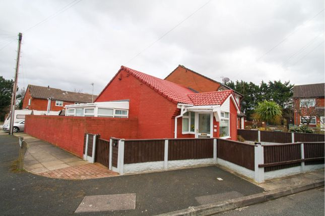 Thumbnail Semi-detached bungalow for sale in Molyneux Drive, Wallasey, Wirral