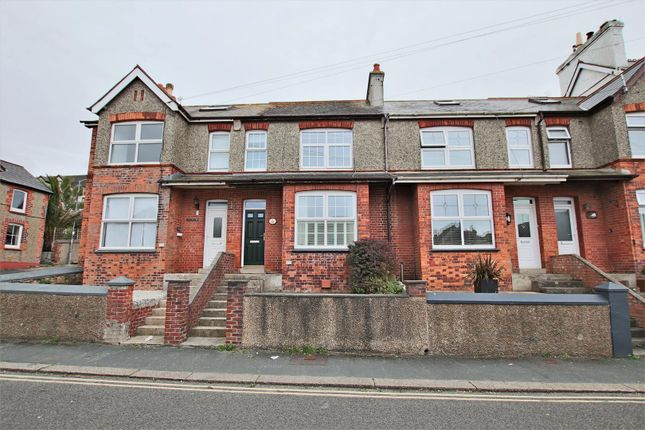Thumbnail Terraced house to rent in Seymour Avenue, Newquay