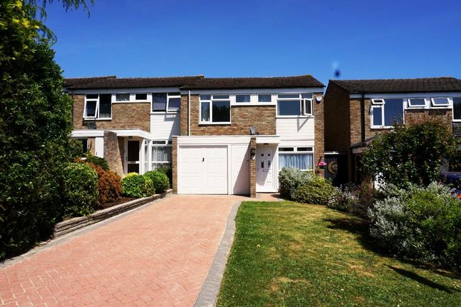 Thumbnail Semi-detached house for sale in Angus Close, Chessington