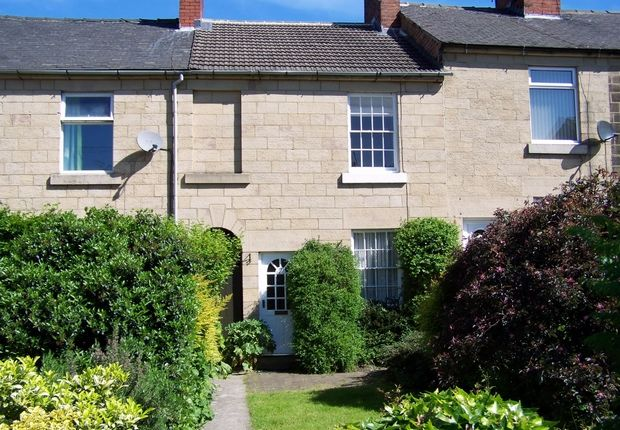 Thumbnail Cottage to rent in Wellington Court, Belper, Derbyshire