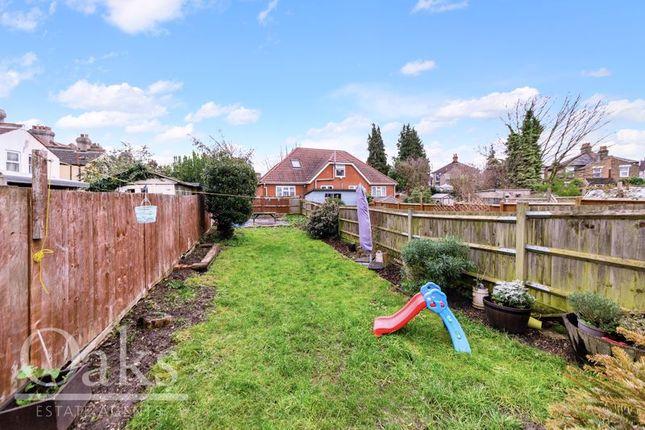 Garden of Tugela Road, Croydon CR0