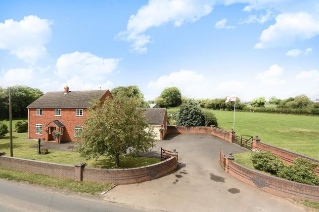 Thumbnail Detached house for sale in Stockingfield, Nr Dilwyn, Herefordshire