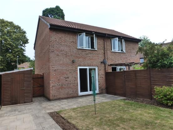 Thumbnail Semi-detached house to rent in Home Orchard, Yate, Bristol