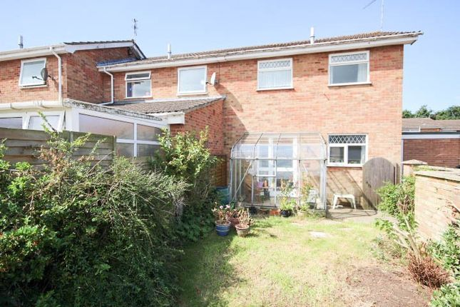 Thumbnail End terrace house for sale in Spruce Avenue, Ormesby, Great Yarmouth