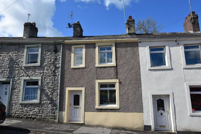 3 bed terraced house for sale in Highfield Road, Clitheroe BB7
